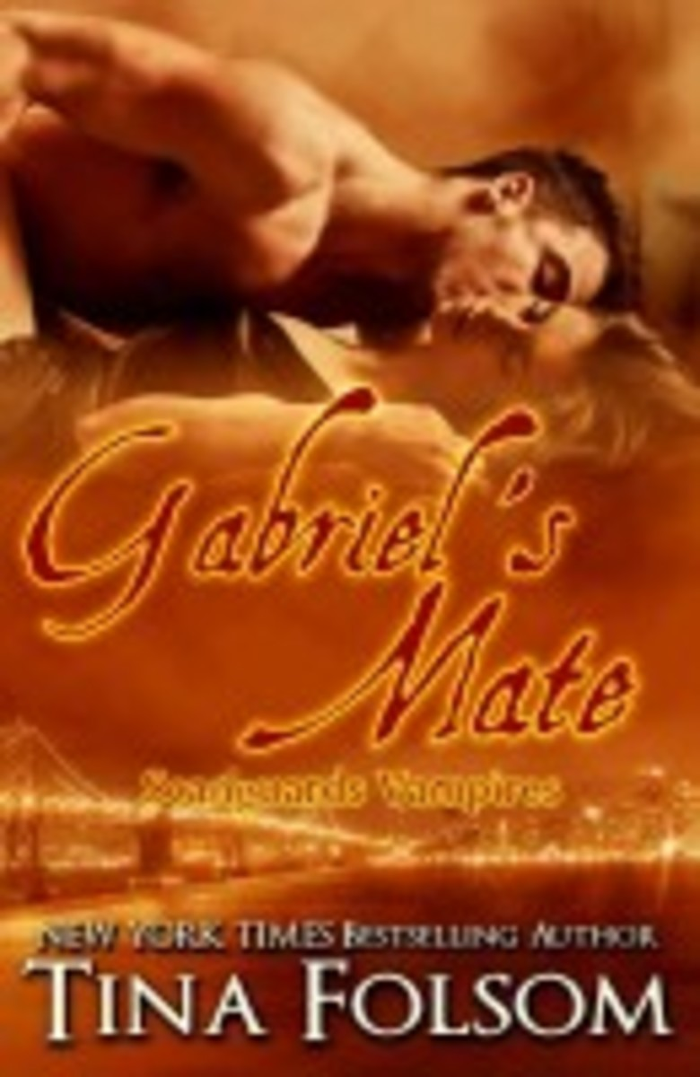 Gabriel's Mate is the third installment to Tina Folsom's Scanguards series.