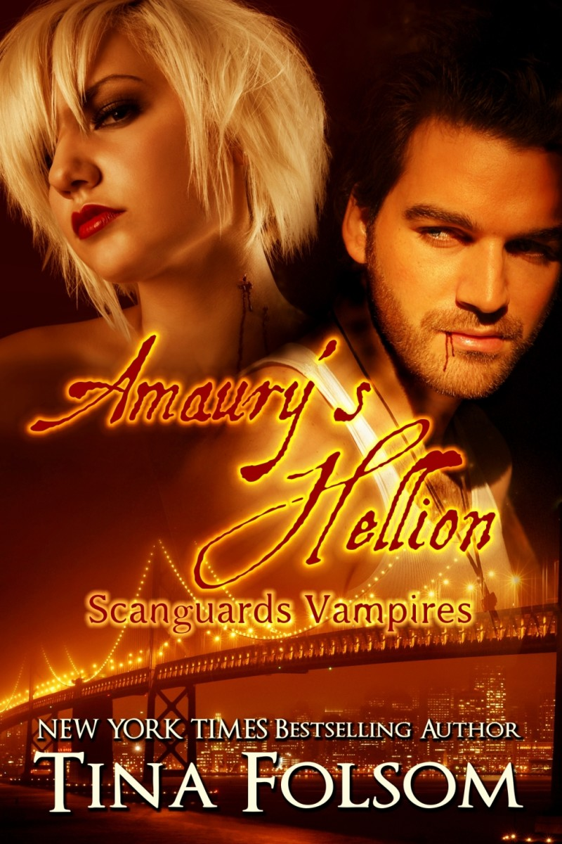 Aumaury's Hellion is the second installment in the Scanguards series by Tina Folsom.