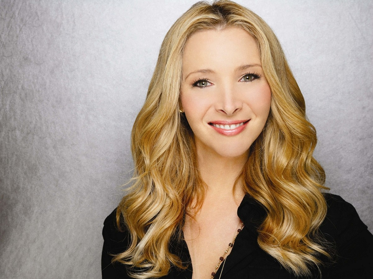 Lisa Kudrow from the cast of FRIENDS