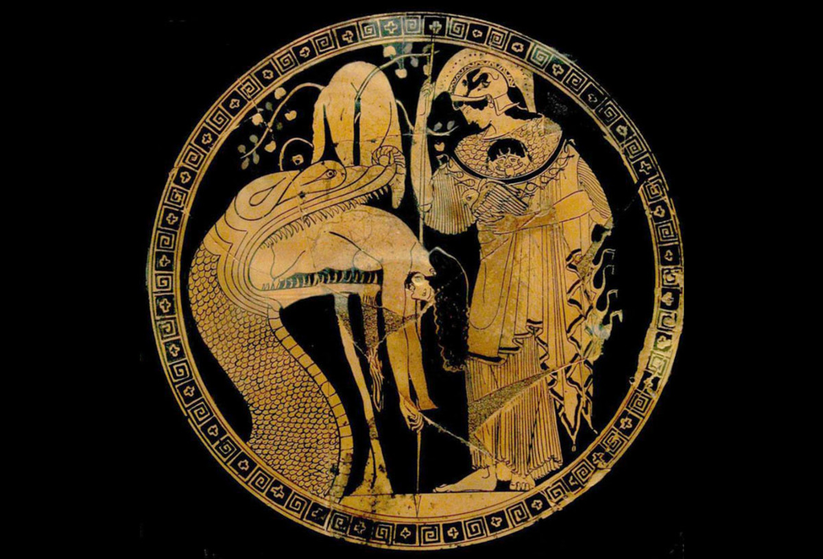 Jason's tale is one of the world's earliest mythical epics.