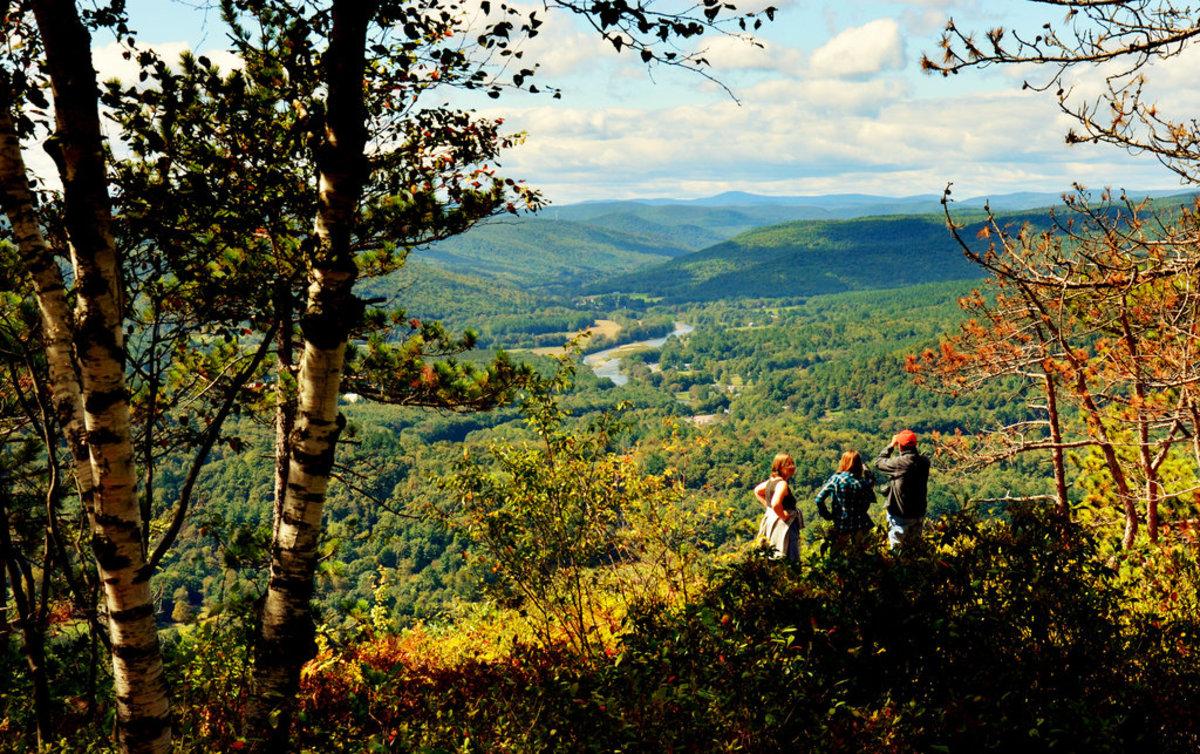 """Mohawk Trail"""