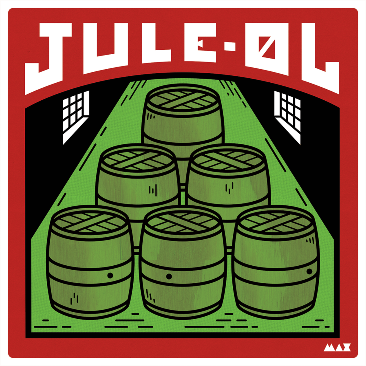 Jule-Ol -- A Norse beer brewed at Christmas time.