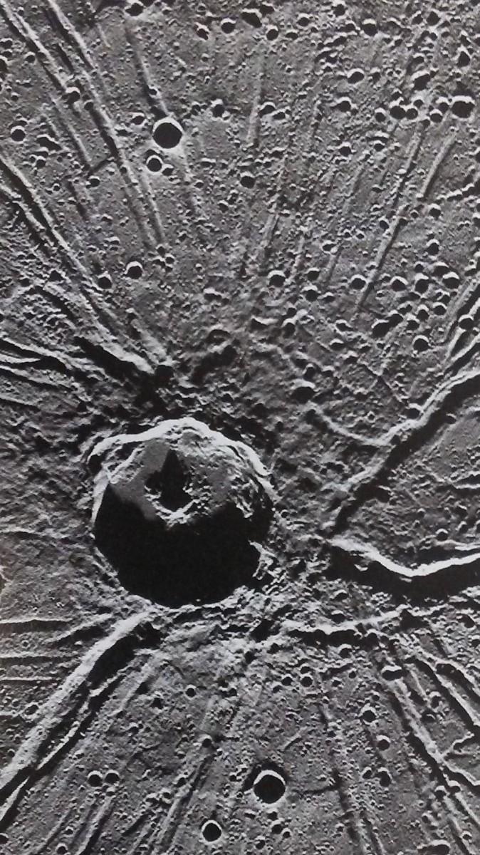 Caloris Crater.