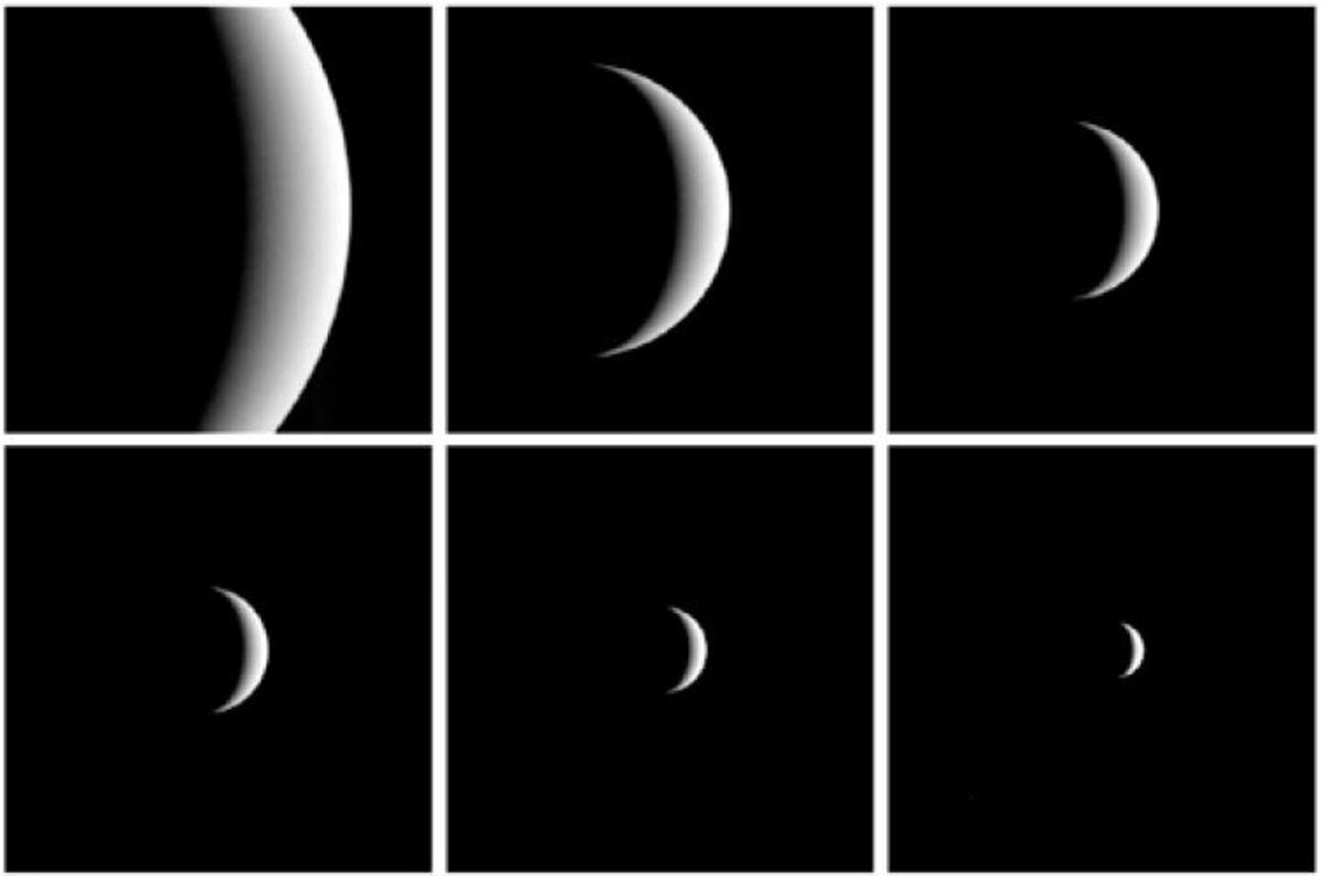 Leaving Venus.