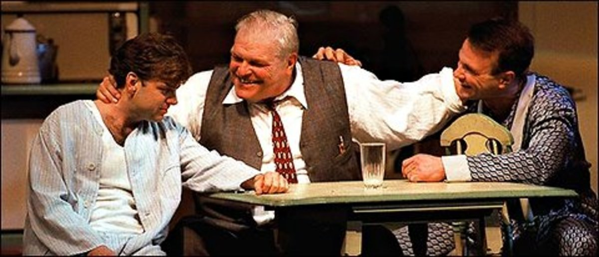 Death of a Salesman play photograph