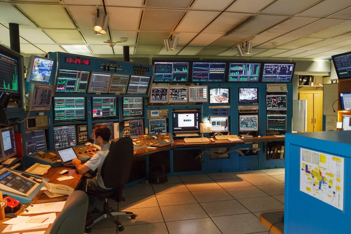 An impressive data centre at TRIUMF