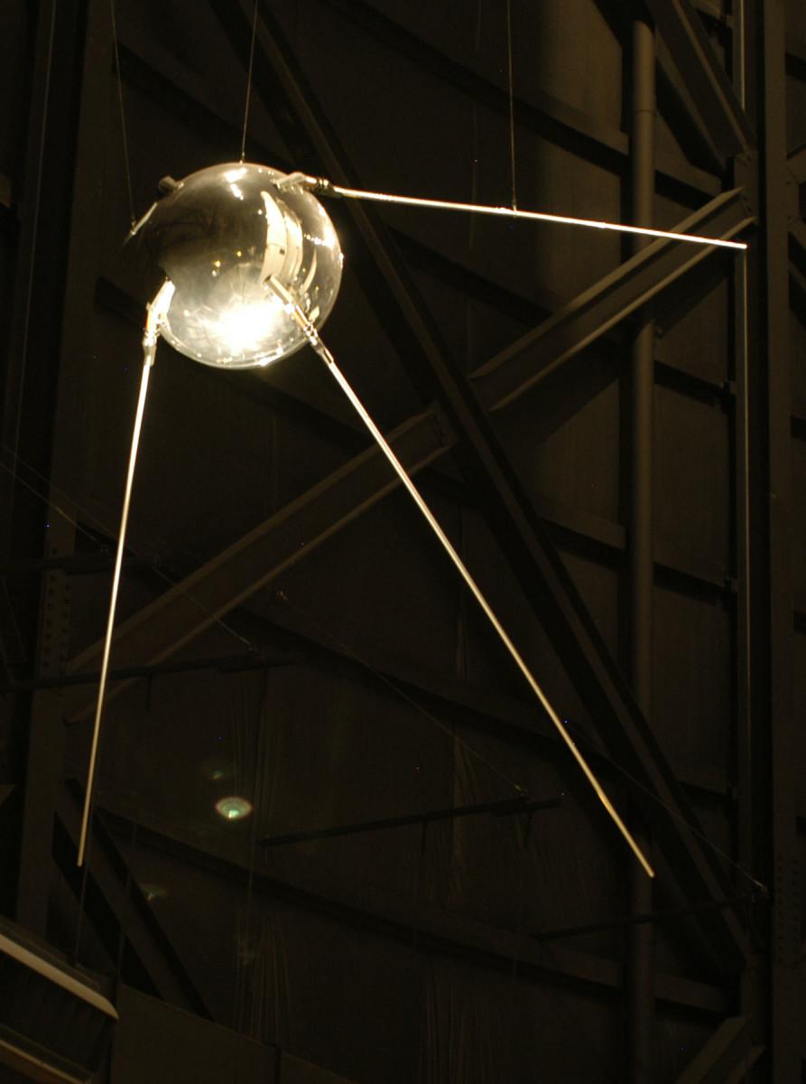Sputnik 1 (mockup)