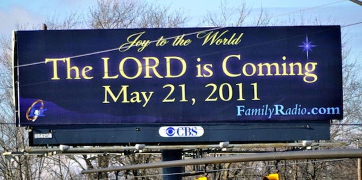 A legacy of the Great Disappointment: Other preachers predict (unsuccessfully) the end of the world.