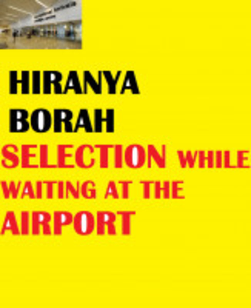 Book Review: Selection While Waiting at the Airport