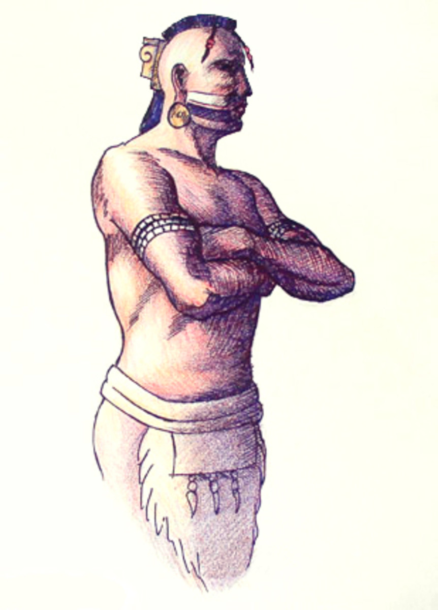 Tascalusa would proved to be De Soto's most dangerous adversary.