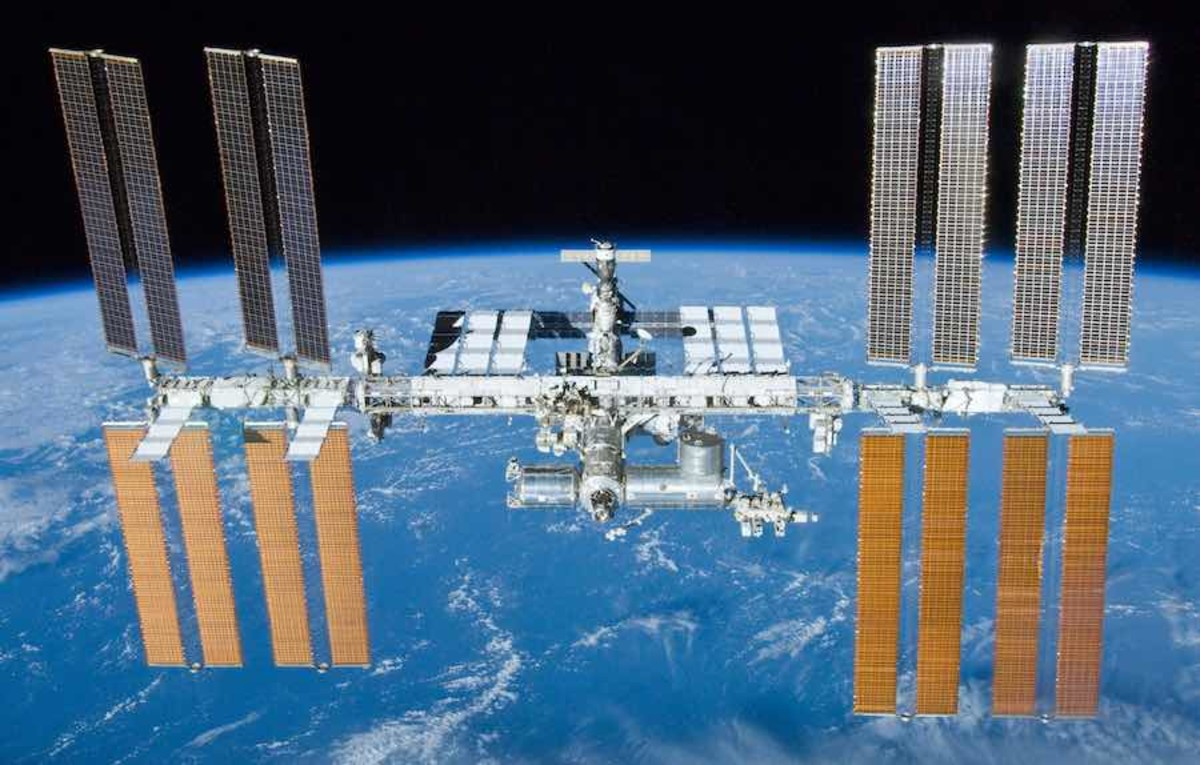 What Is It Like Living in Zero Gravity on the International Space Station?