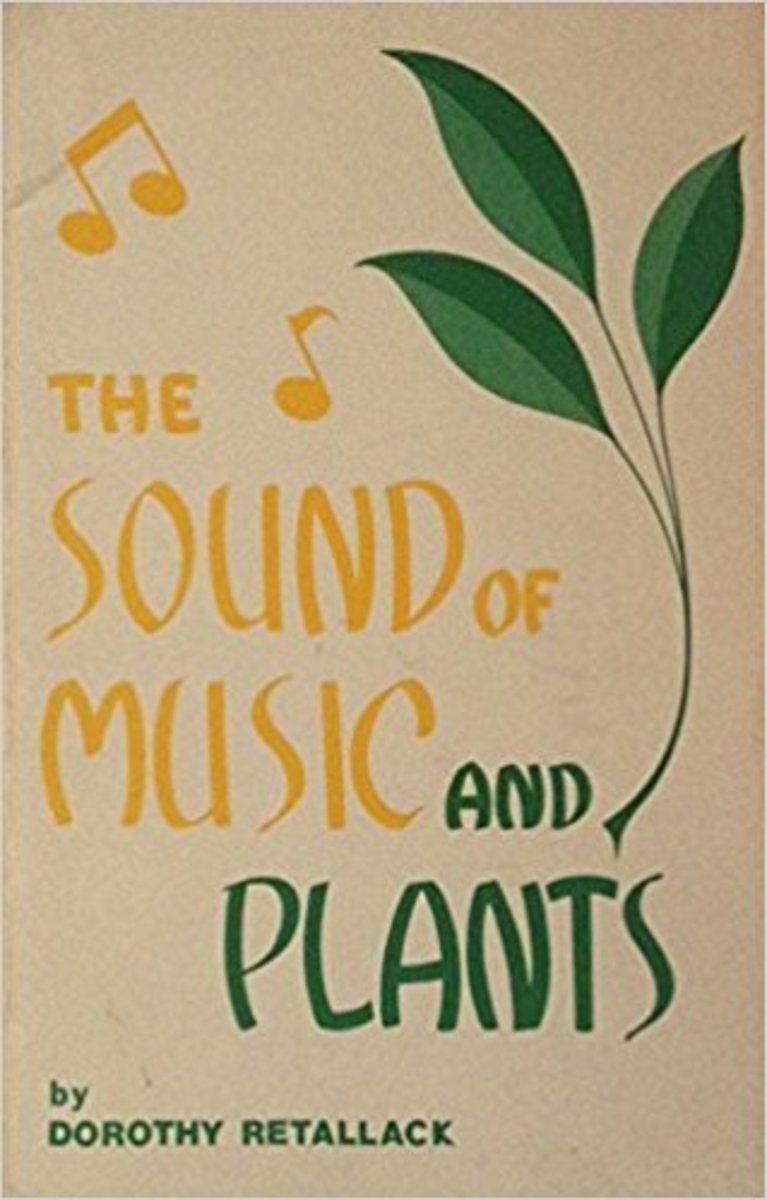 The cover of Retallack's book, written in 1973, detailing her ideas, experiments, and conclusions.  The book remains popular with many gardeners, despite some criticism of Retallack's adherence to scientific method.