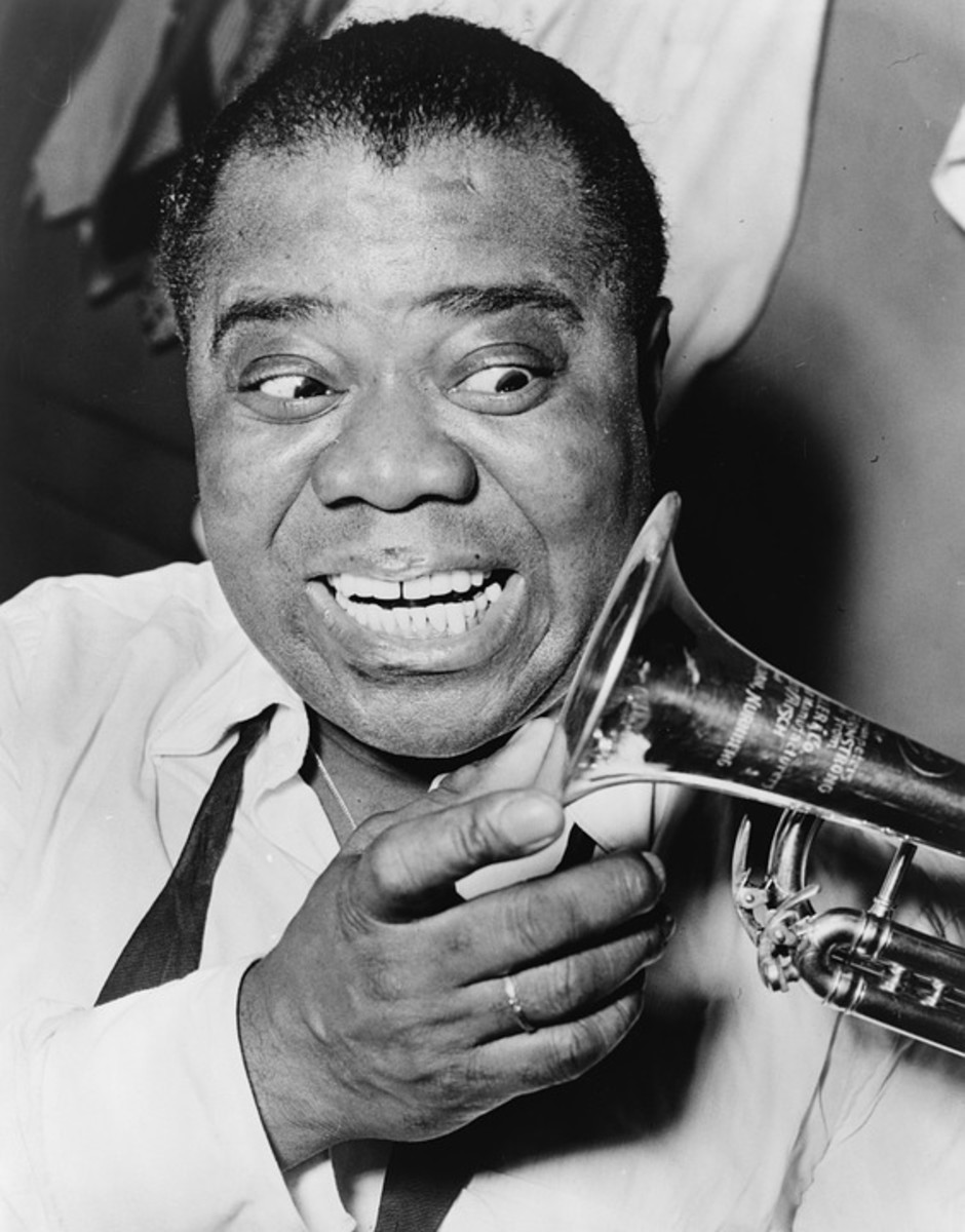 Melodic jazz music, such as that played by the musician and singer, Louis Armstrong was also seen by Retallack as positive for plant growth.    More discordant sounds had a negative effect, however, on the the well being of plant