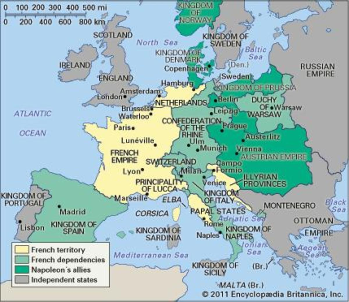 19th-Century Europe