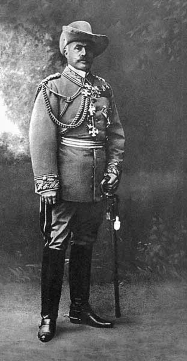 Lothar von Trotha.