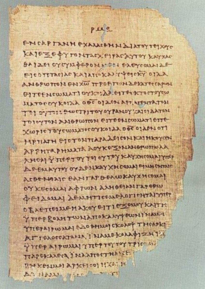 Manuscript P46