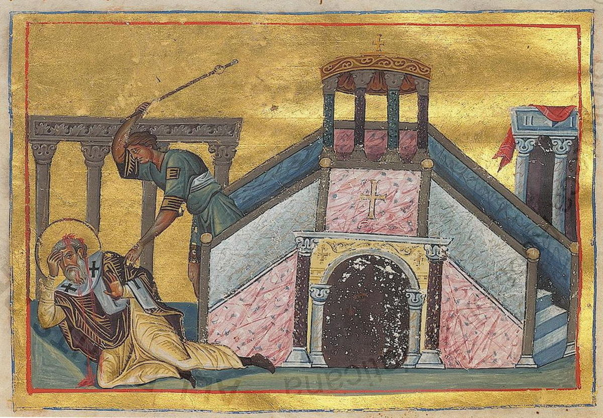 The Martyrdom of James the Righteous