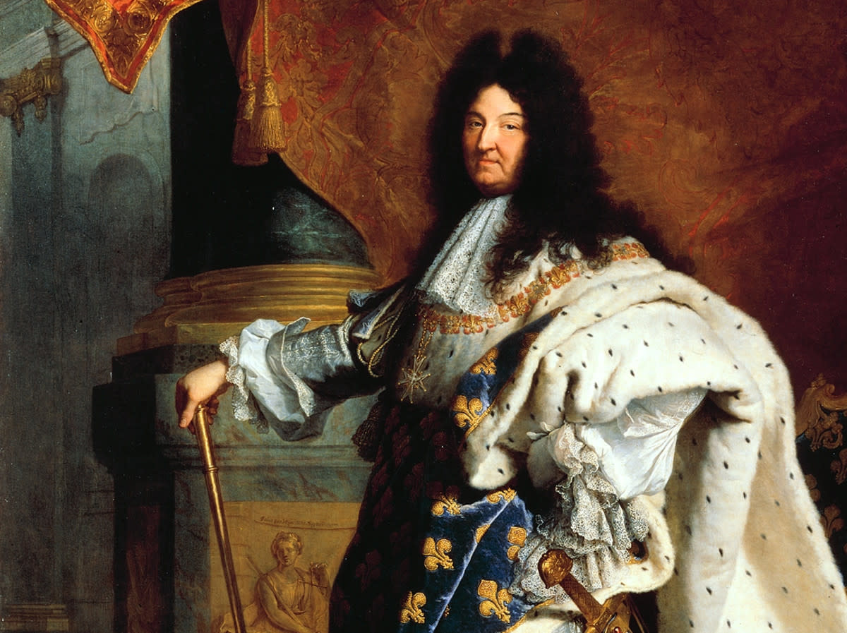 "Louis XIV might have been an extremely powerful and influential monarchy, but the idea of him as ""absolute"" is dubious beyond its representation in propaganda."