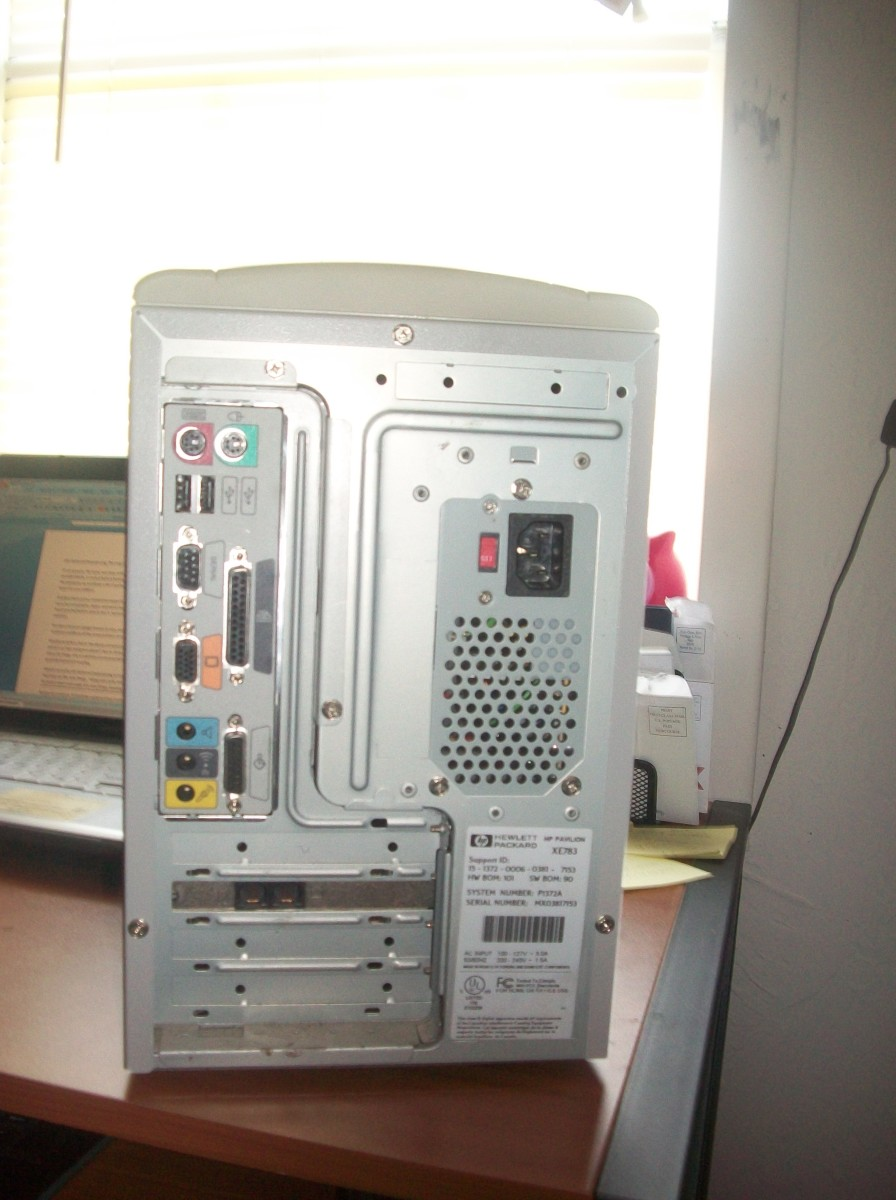 Now here is a computer the everyday  person could hope to fix.
