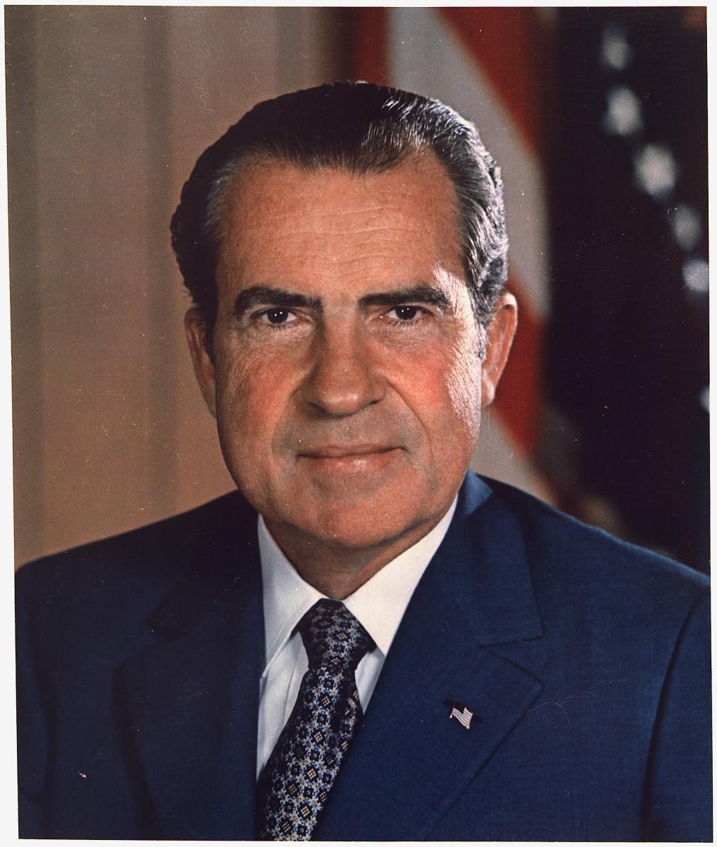 #37. Richard M. Nixon