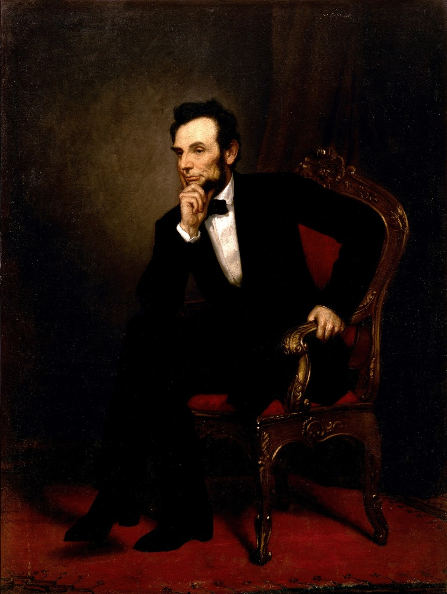 #16 Abraham Lincoln
