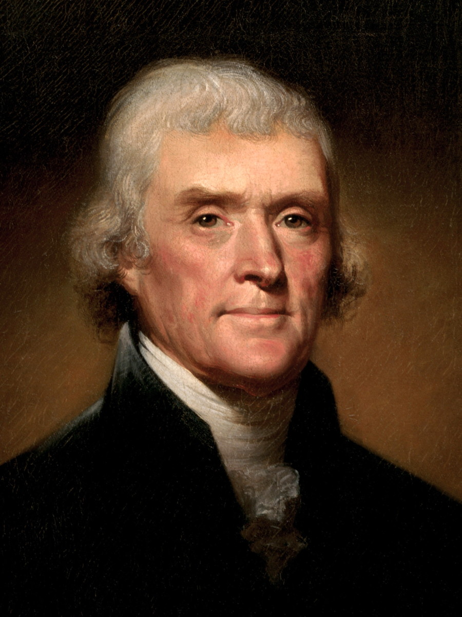 #3 Thomas Jefferson