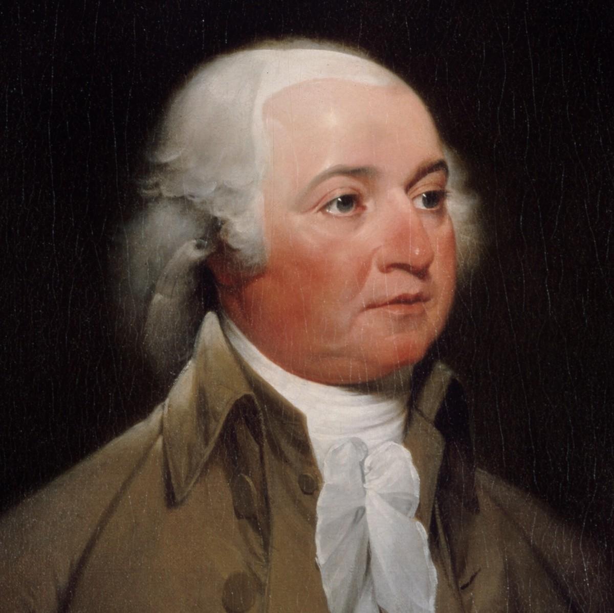 #2 John Adams