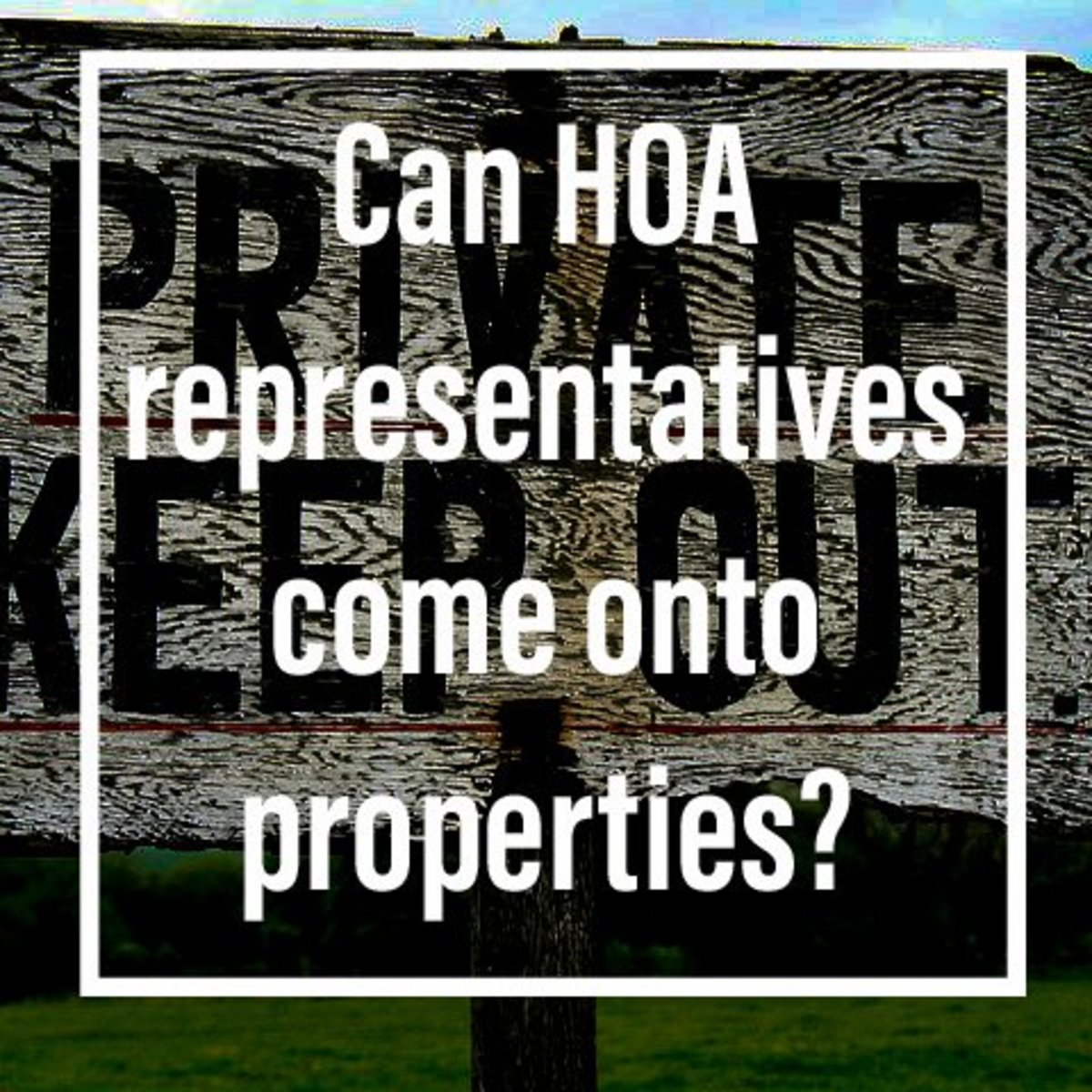 Hoa Gone Bad Can Homeowner Associations Do That Owlcation