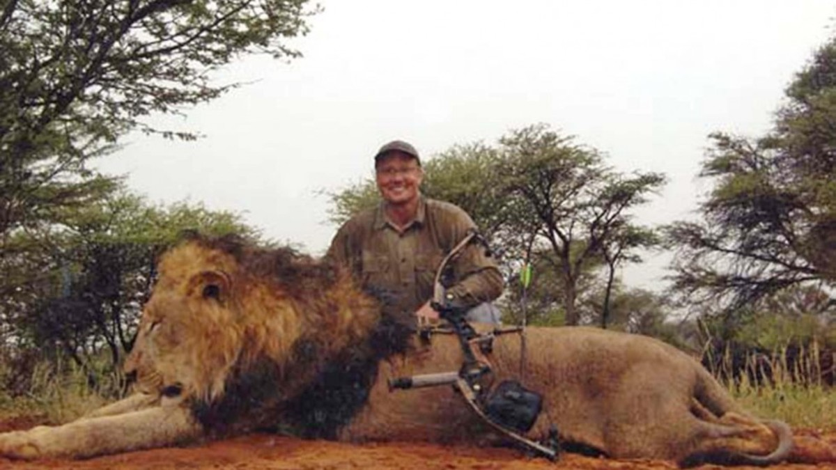 The killing of a Zimbabwean lion by an American dentist who was publicly shamed is an example of doxing