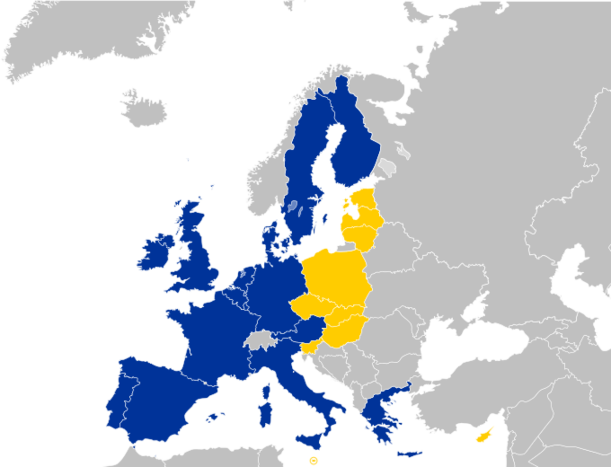 The European Union's expansion in 2004, and the following inclusion of other countries like Romania, Bulgaria, and Cyprus, has resulted in major difficulties in translation services.