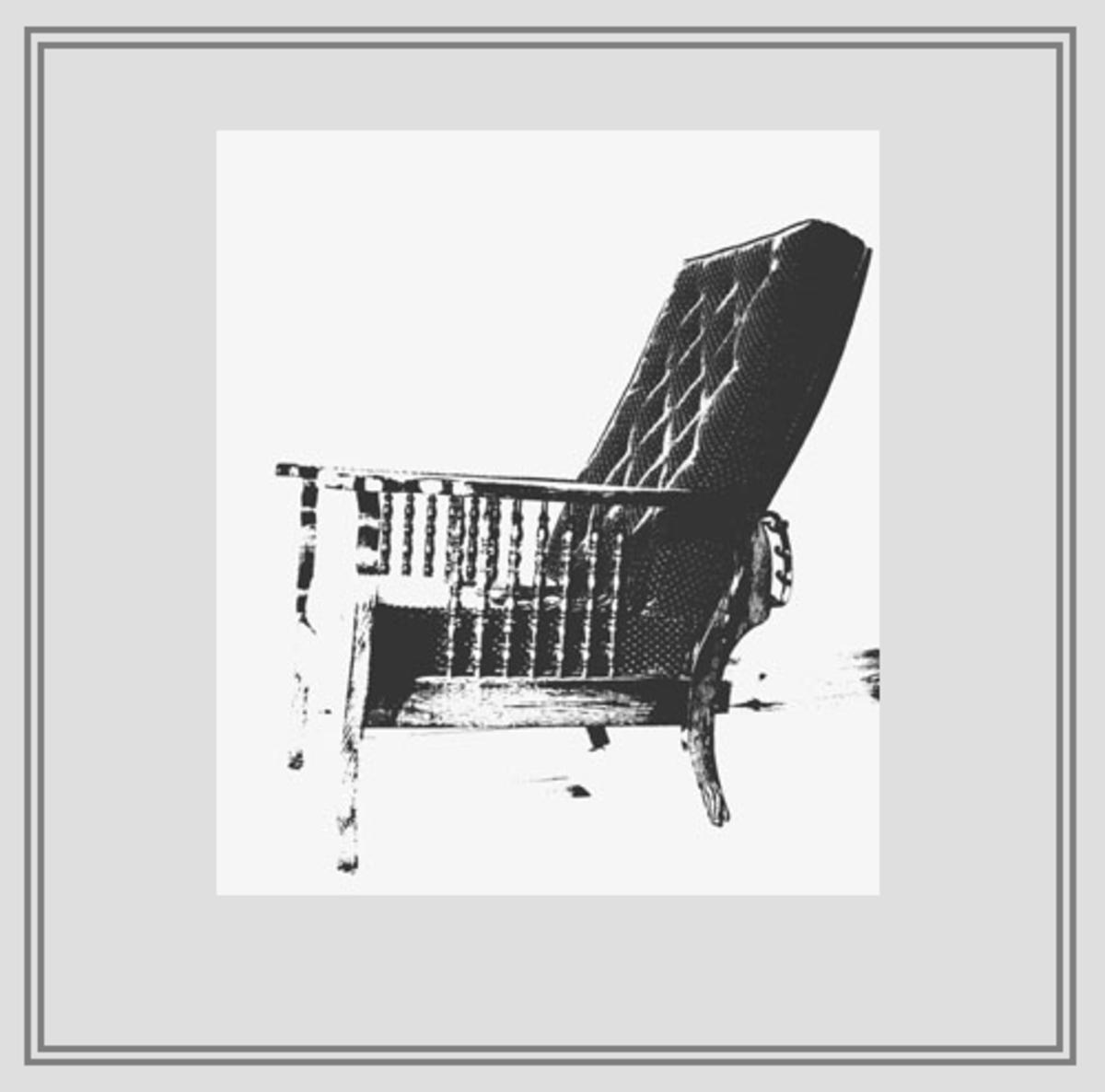 Famous William Morris chair design