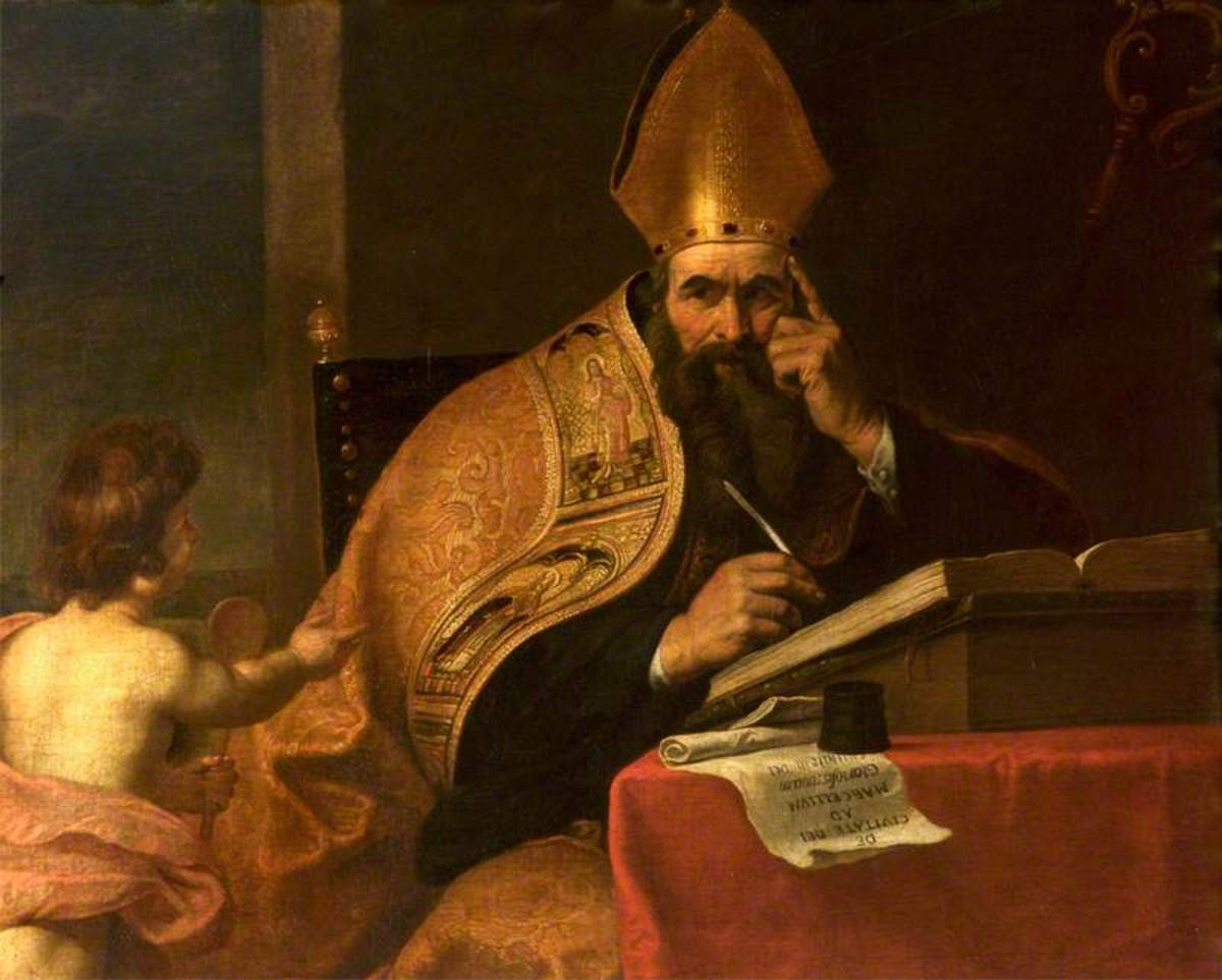 augustine on free choice of the will book 1 summary