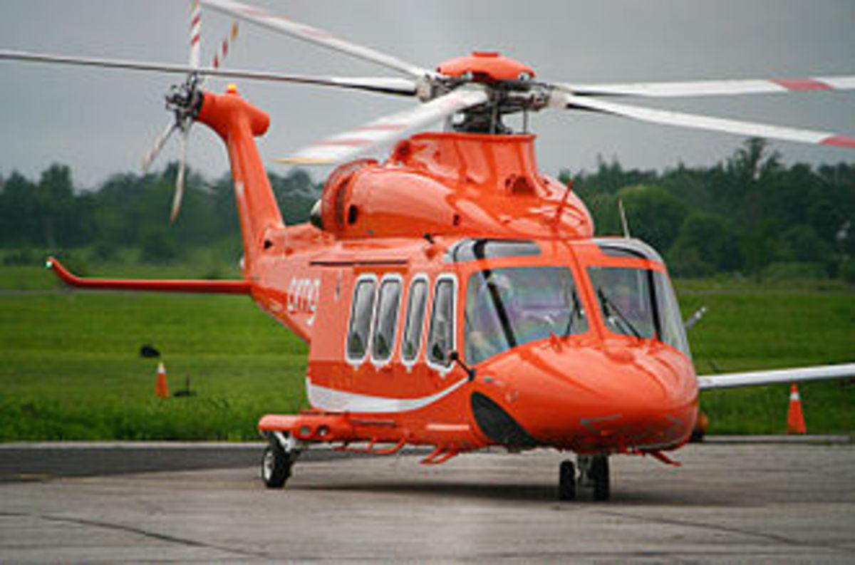 AW139: Air Ambulance Model
