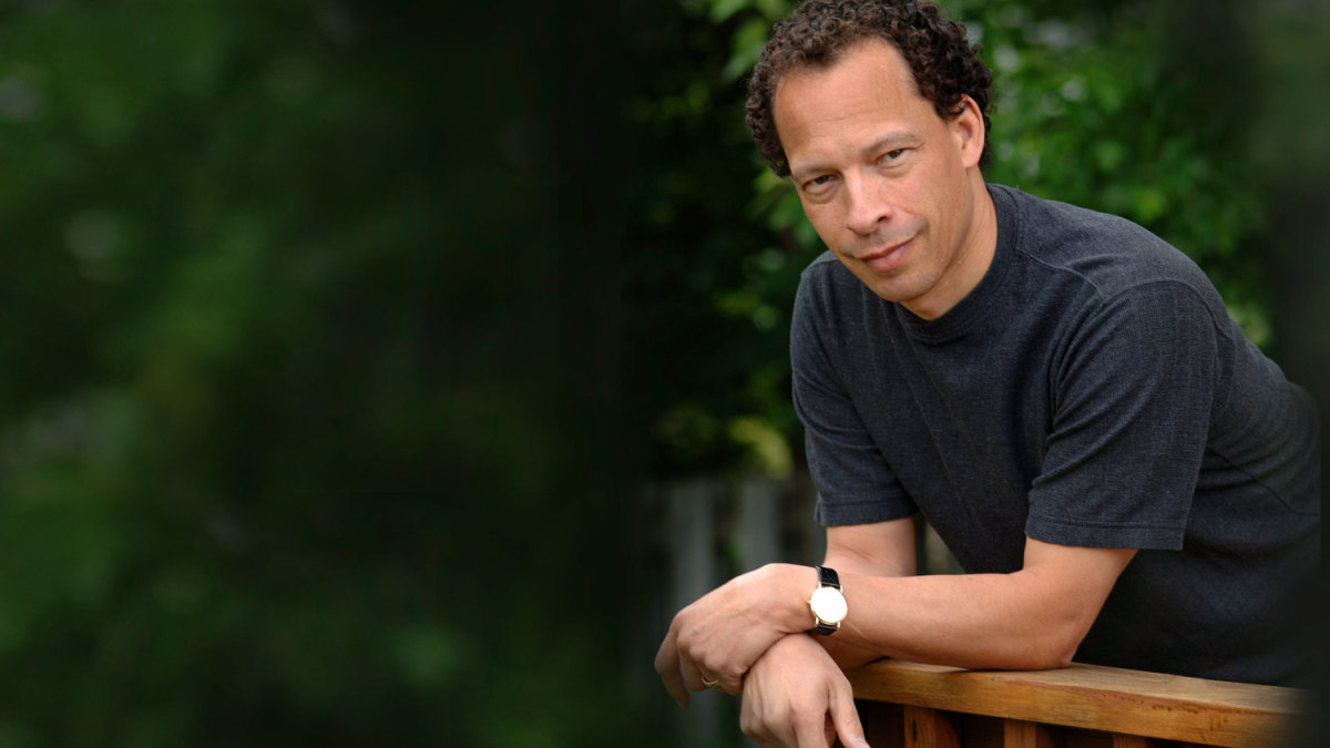 The Author: Lawrence Hill