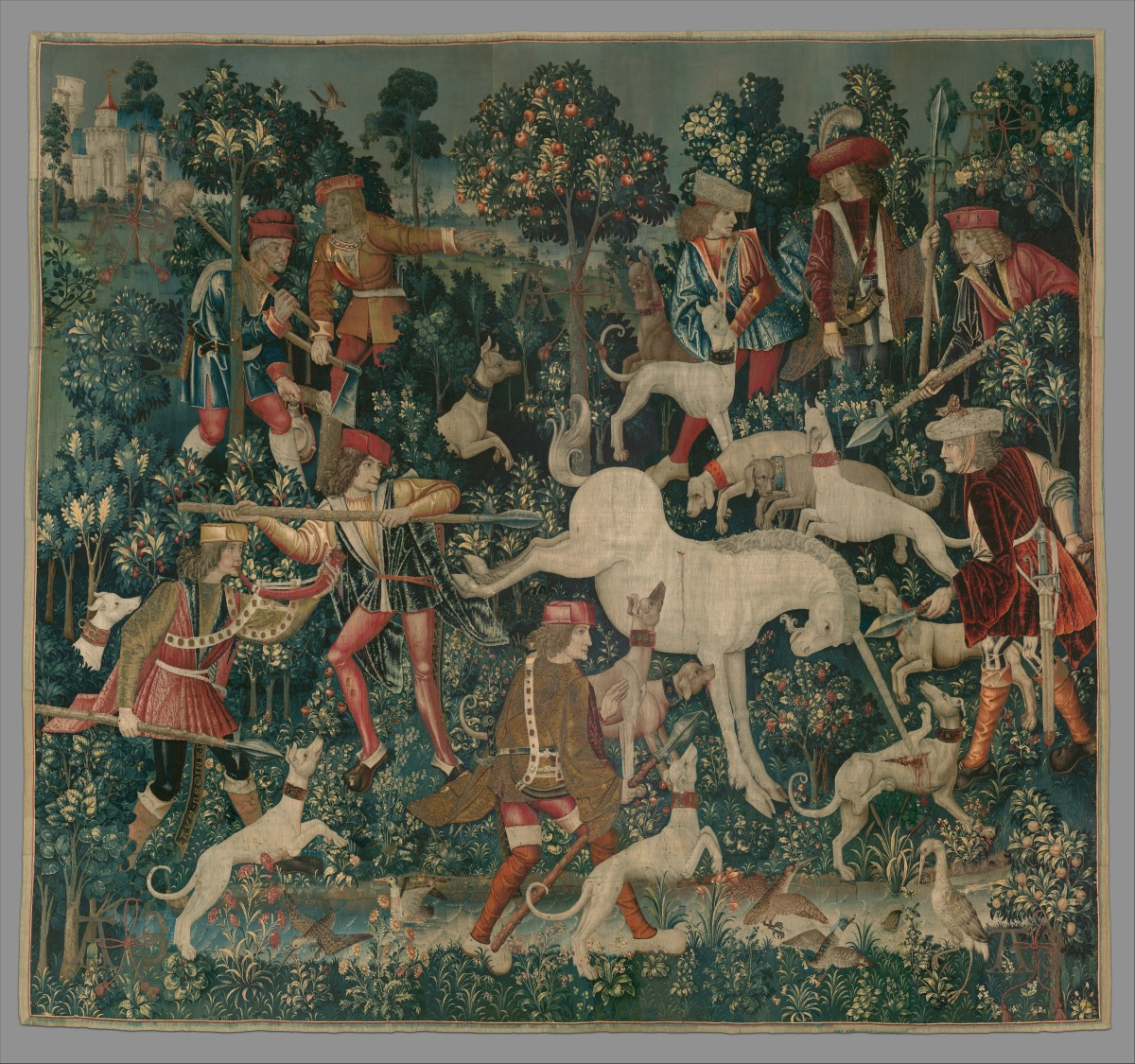 the-unicorn-tapestries-order