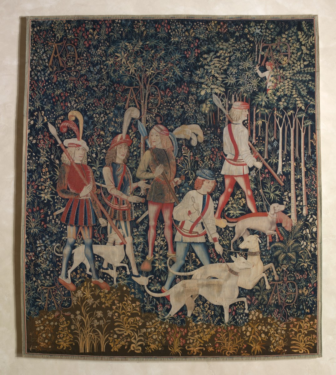 From The Unicorn 467637 Tapestries