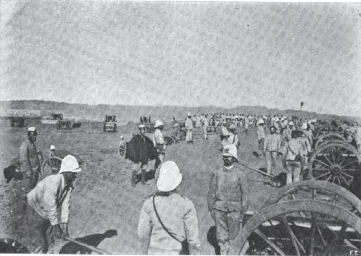 Italian Artillery