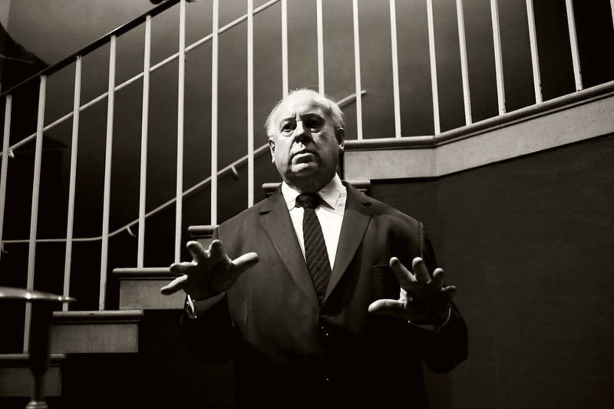 """Alfred Hitchcock's last words were """"One never knows the ending. One has to die to know exactly what happens after death, although Catholics have their hopes."""""""