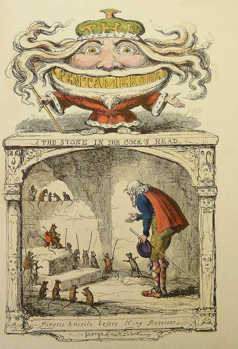Pentamerone: The Stone in the Cock's Head