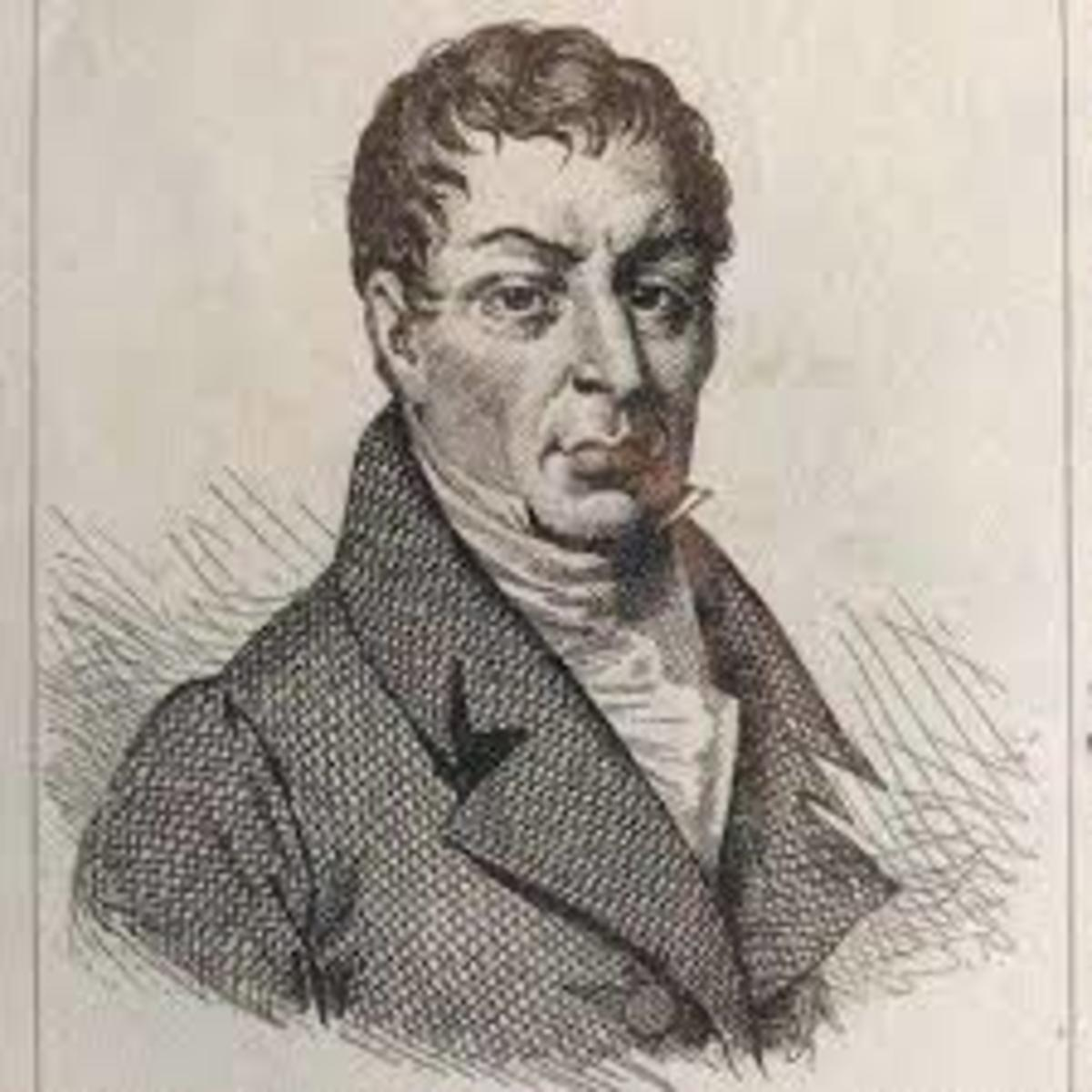 Constantin François de Chassebœuf, one of the early proponents of the Christ Myth theory.