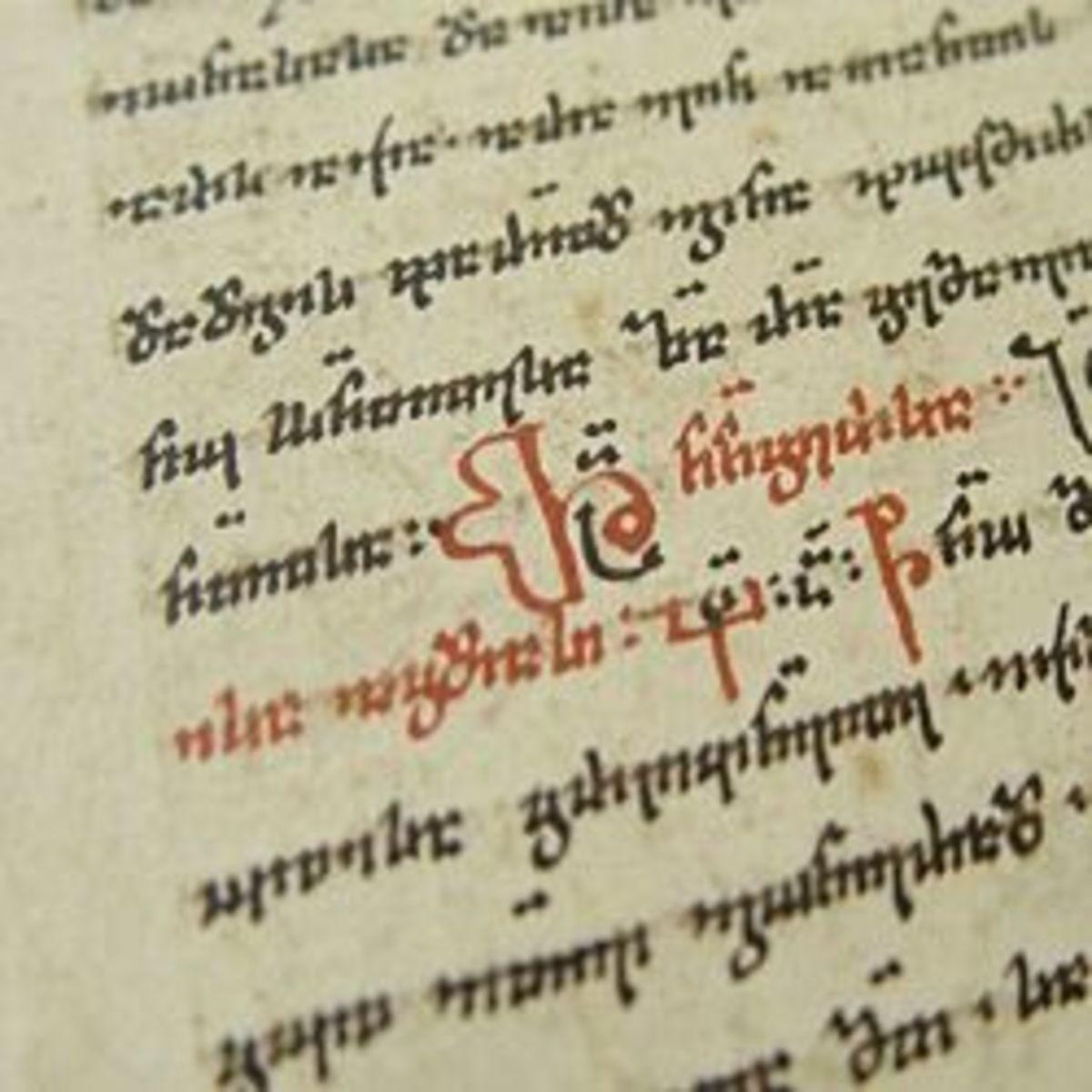 Nuskhuri script