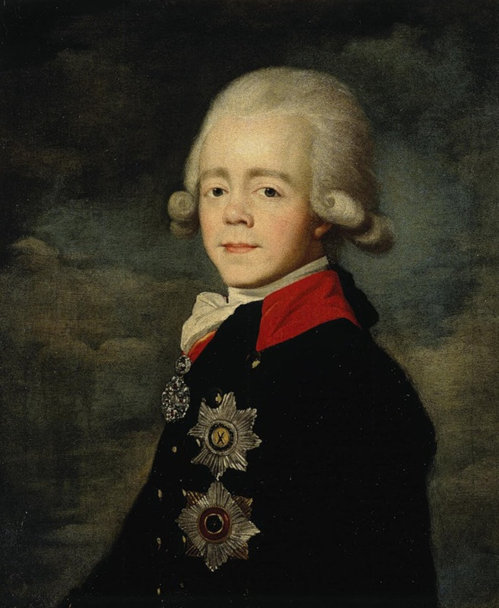 Tsar Paul I.