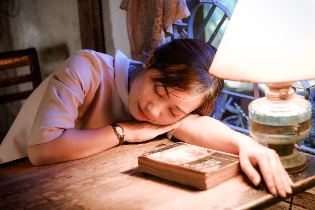 After a hard day studying, the most important thing you can do is get some sleep