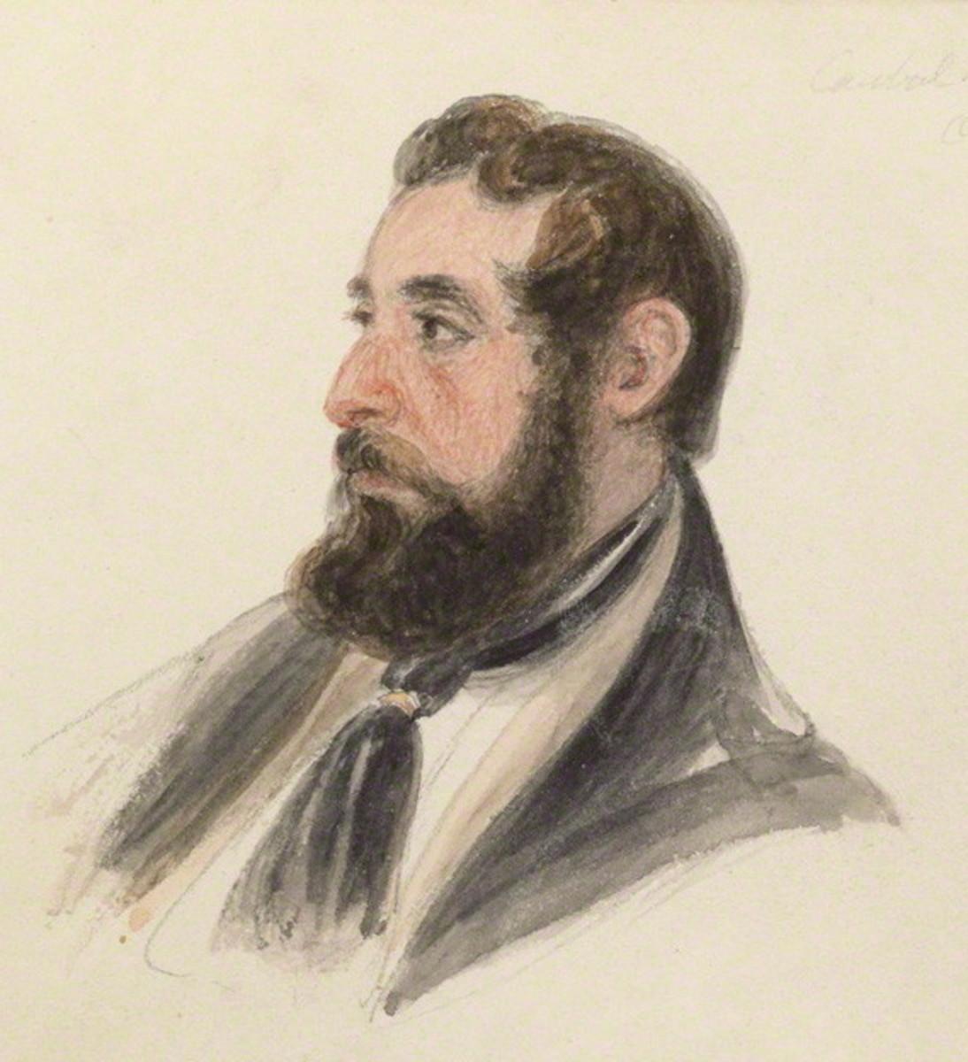 Captain Arthur Conolly.