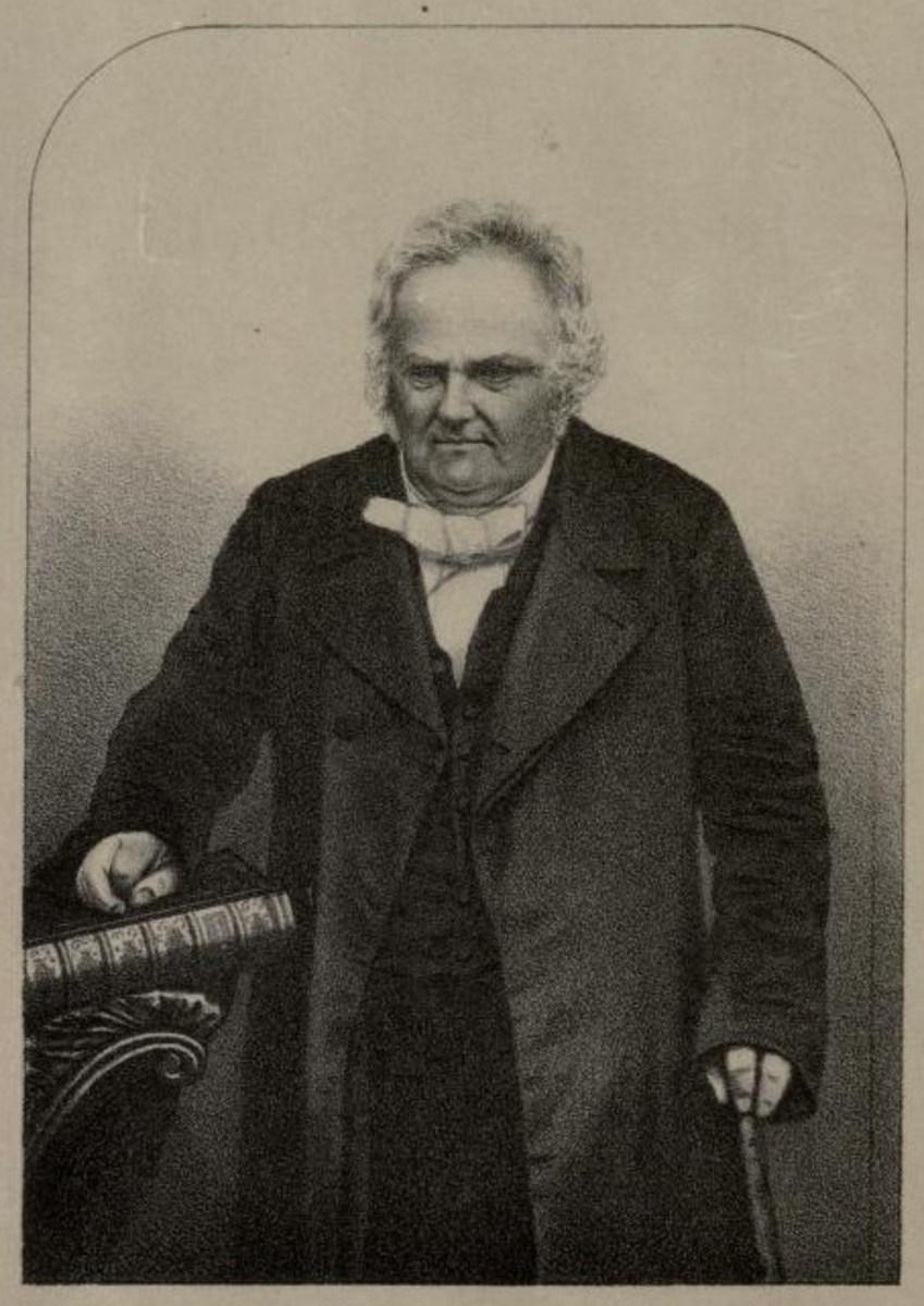 Reverend Joseph Wolff.