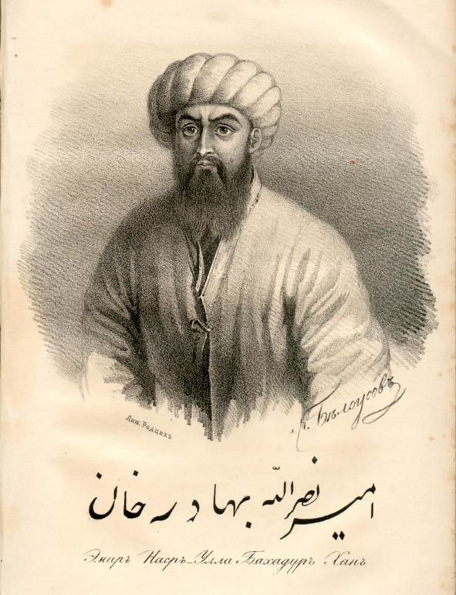 Nasrullah Khan.