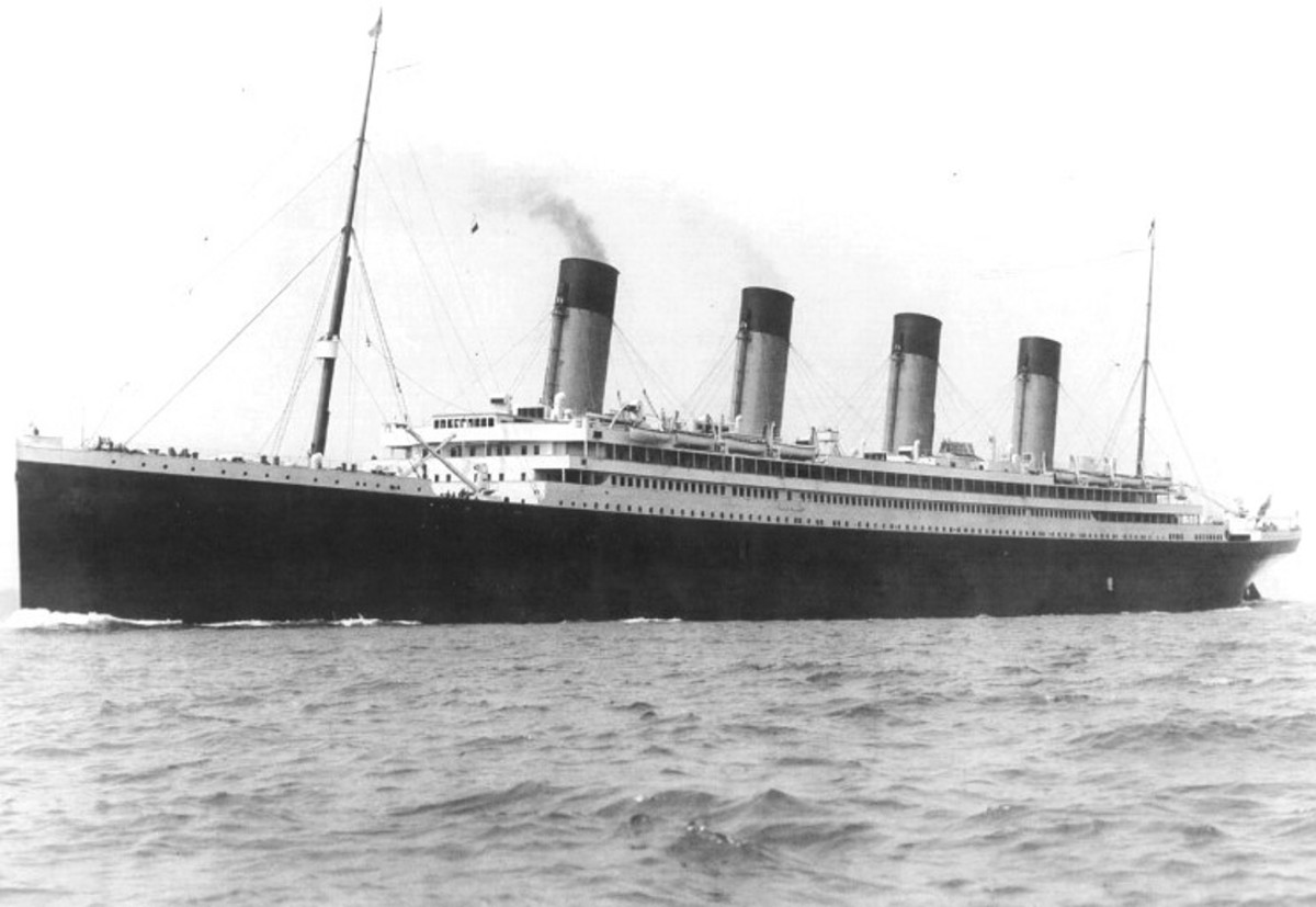 RMS Olympic.
