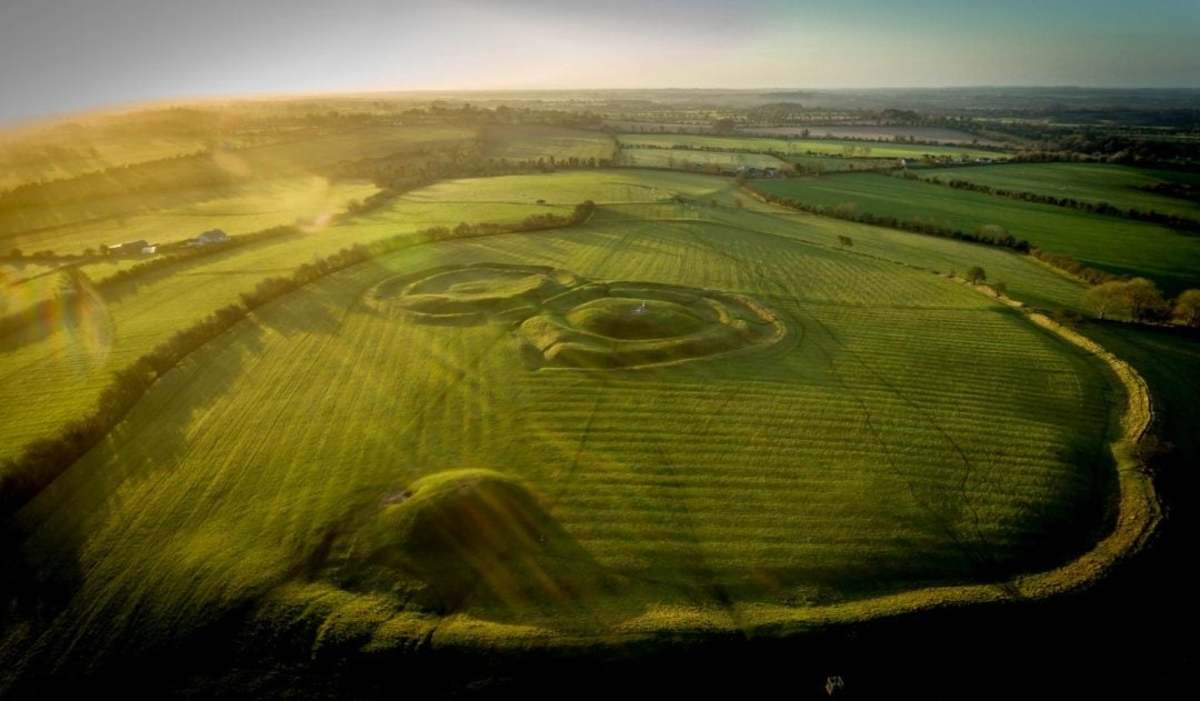 The Hill of Tara, County Meath, Ireland