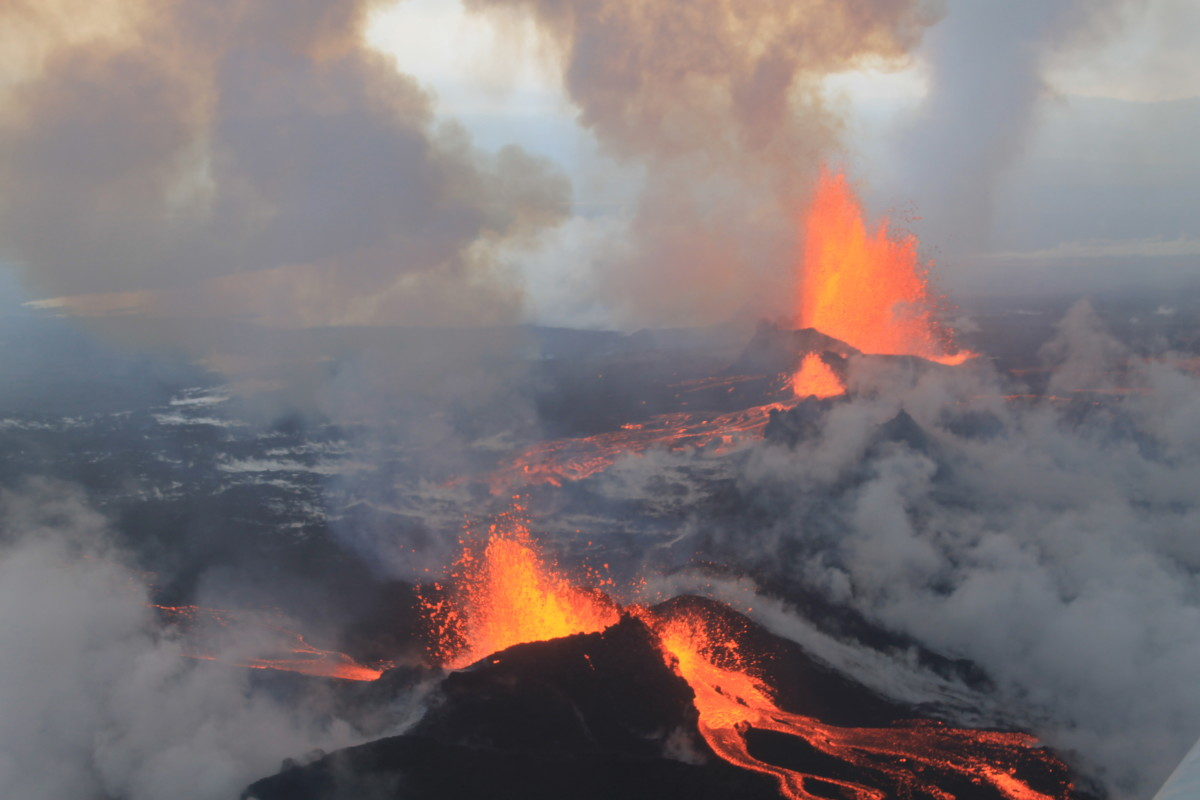 Far away Iceland would have tremendous impact on Egypt via volcanic eruption, showing how tightly bound together the world is.