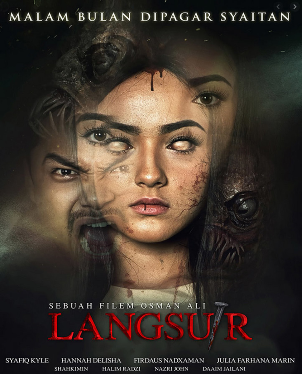 Like their western counterparts, East Asian vampires are highly popular subjects in Malaysian and Indonesian horror movies.